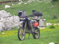 Firemní test kufrů EVO4 - Albania Tour 2013