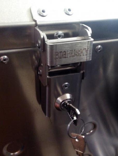 Dvouzámkový kufr - jen EVO3