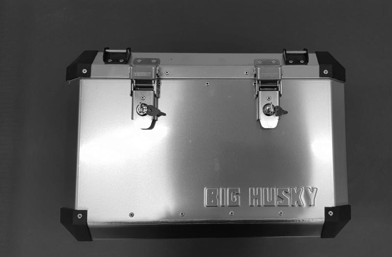 EVO4 Horní Velký L, svařovaný kufr