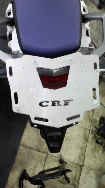 Hliníková plotna CRF1000L