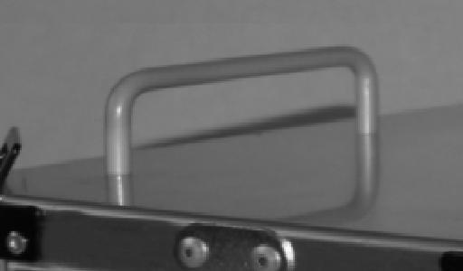 ND-Horní madlo kufru EVO3