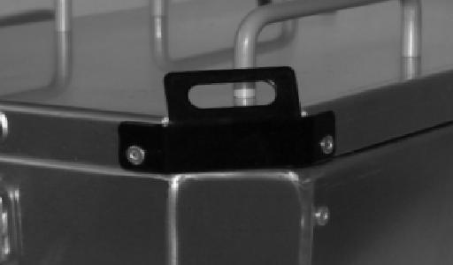 ND-Horní oko - na víko kufru