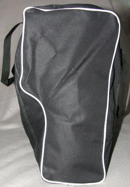 Taška do bočního kufru s výřezem L